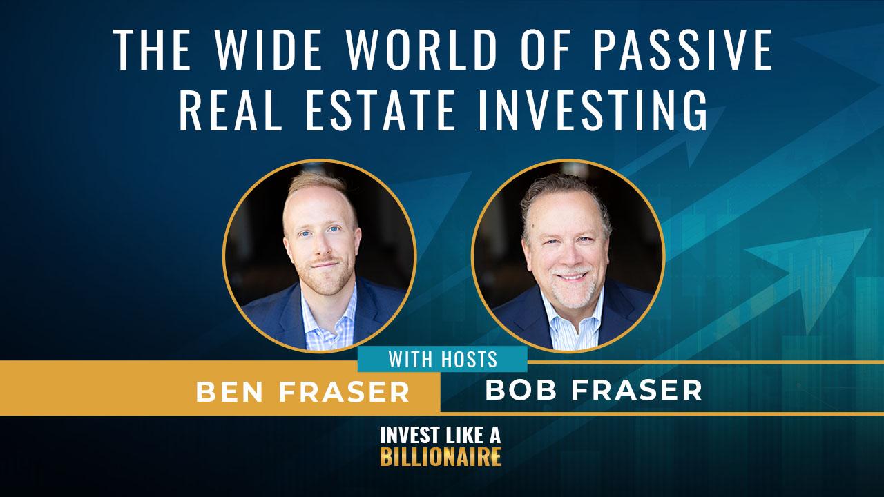 ILB 2 | Passive Real Estate Investing